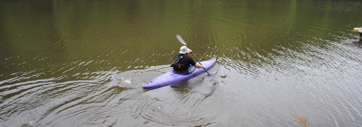 Kayak randonnée