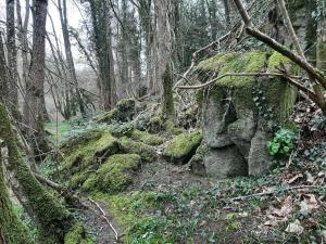 En aval du Moulin de Soucé