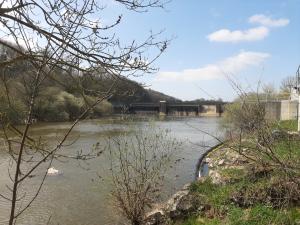 Barrage de Saint-Fraimbault-de-Prières