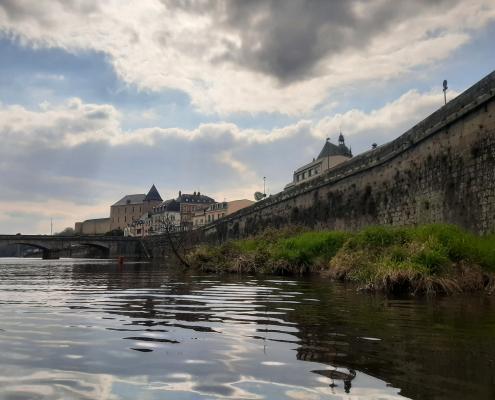 Mayenne - Langue de terre