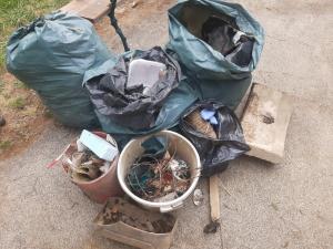 Regroupement des déchets
