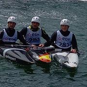 Romain, Alex et Clément