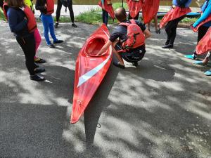 Découverte du slalom