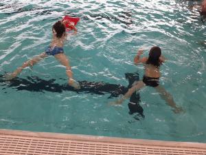 Révision de la nage