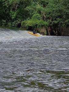 Le barrage de Brives