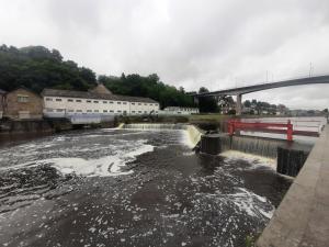Barrage de Mayenne