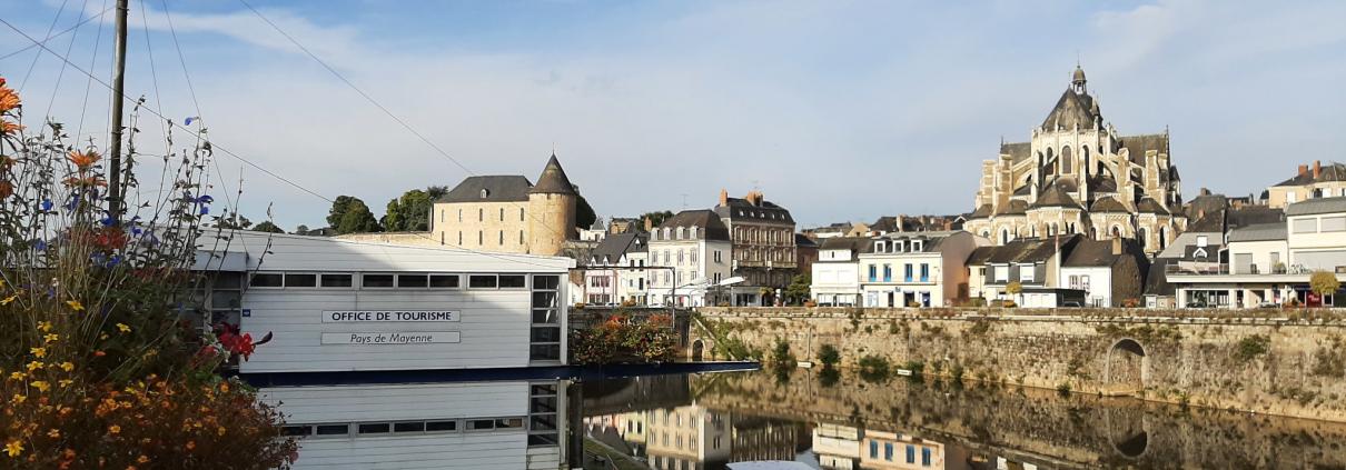 Office du tourisme du Pays de Mayenne